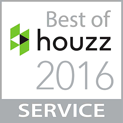 Featured on Houzz Badge