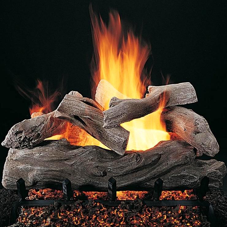 Manzanita Log Set