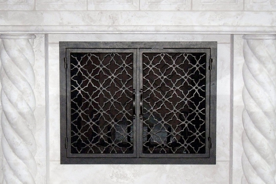 Batista 11 Fireplace Door