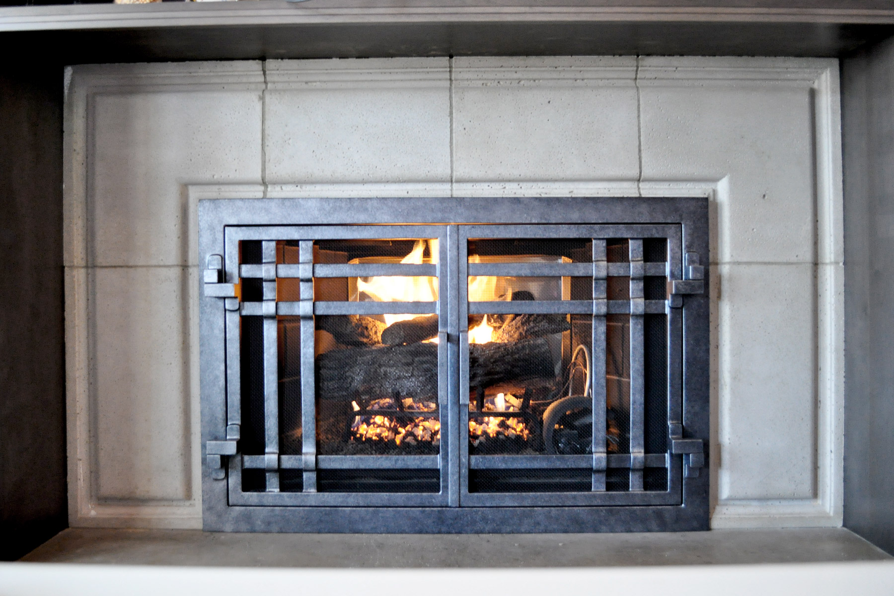 Mission 18 Ams Fireplace Inc