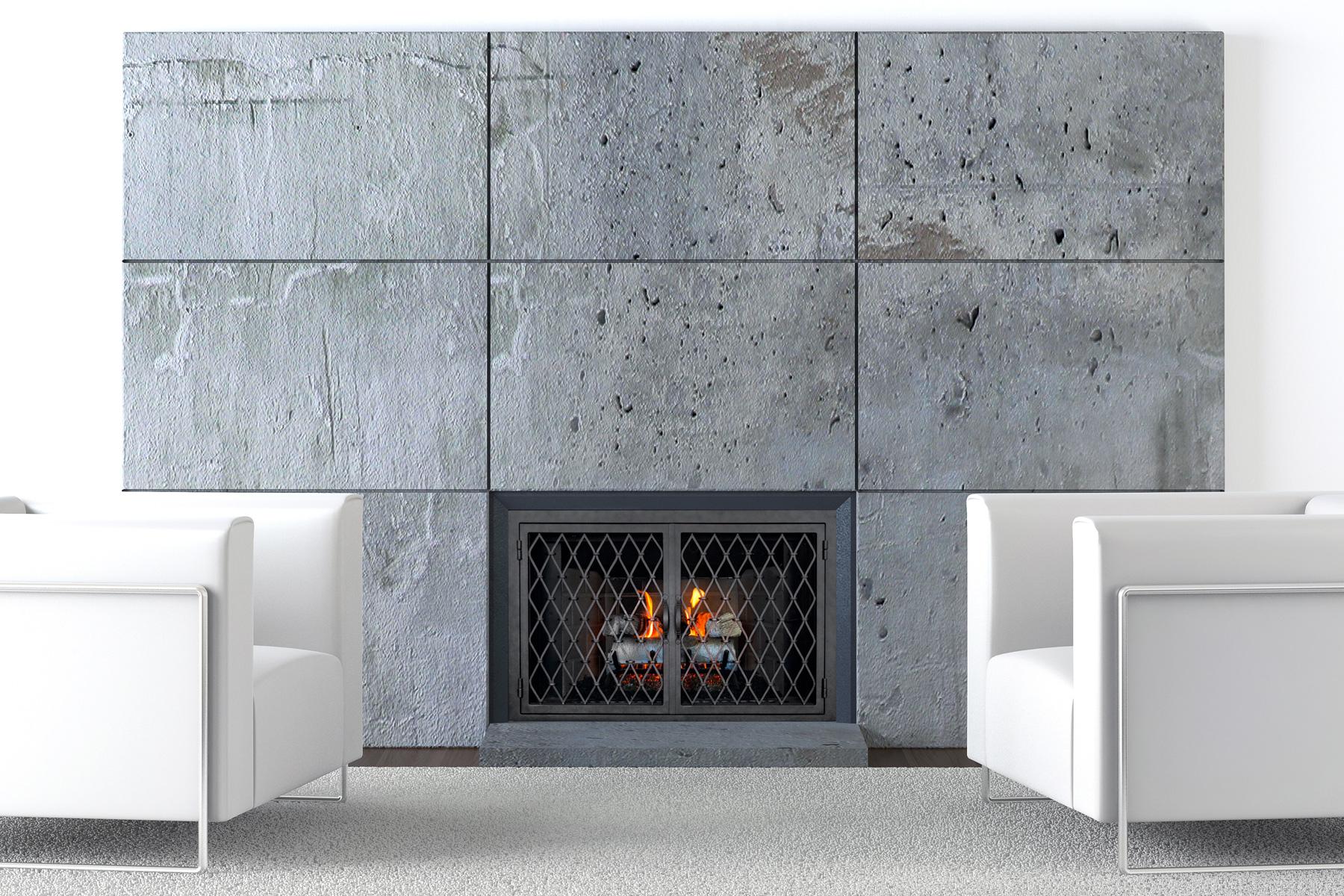 Trabuco 22 Fireplace Door