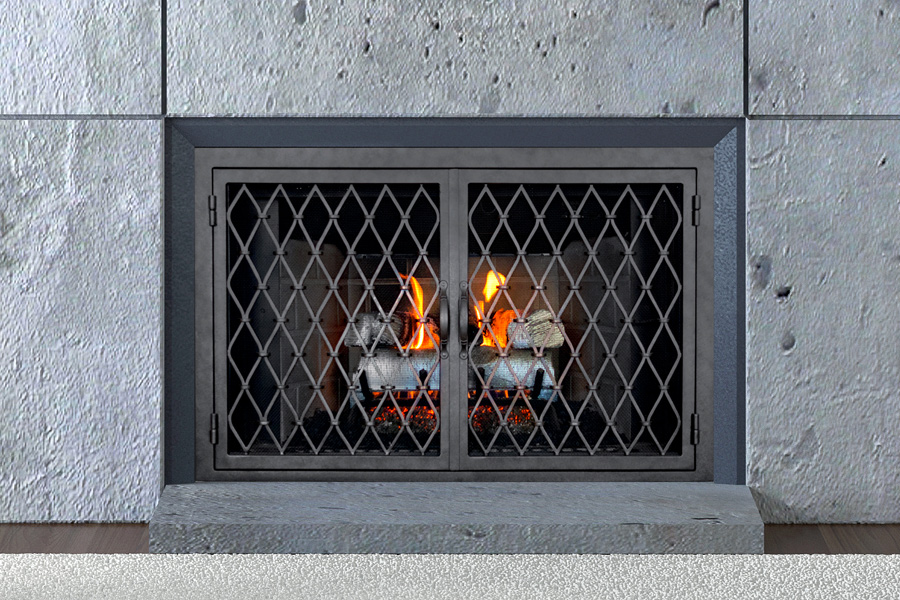 Trabuco 22 Fireplace Door
