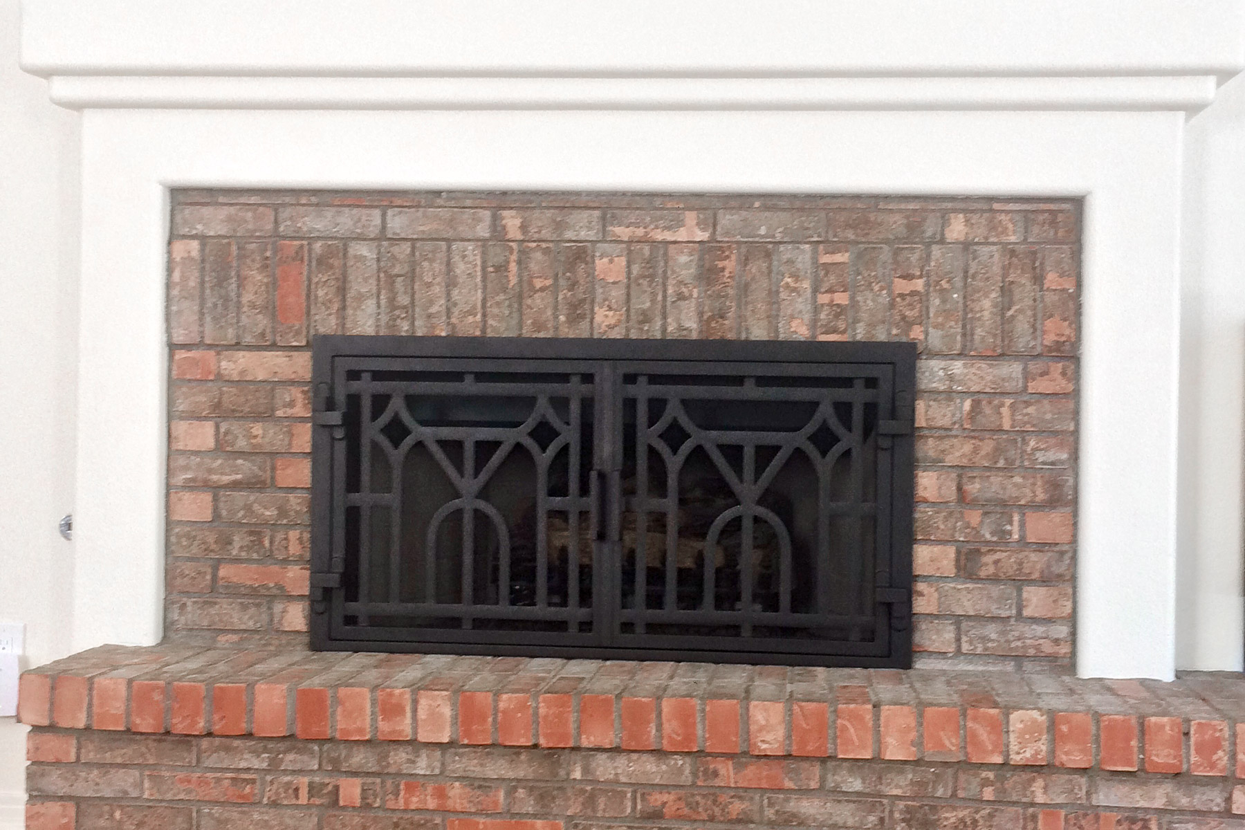Belvoir 43 Fireplace Door